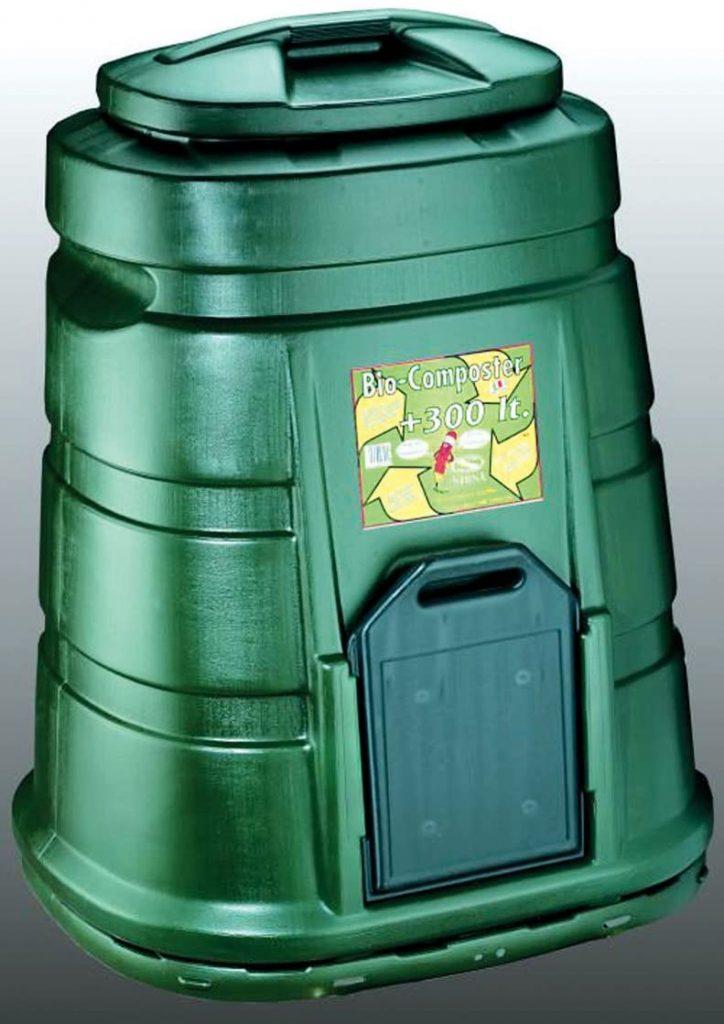 Joli composteur de jardin 300 L de la marque SIRSA
