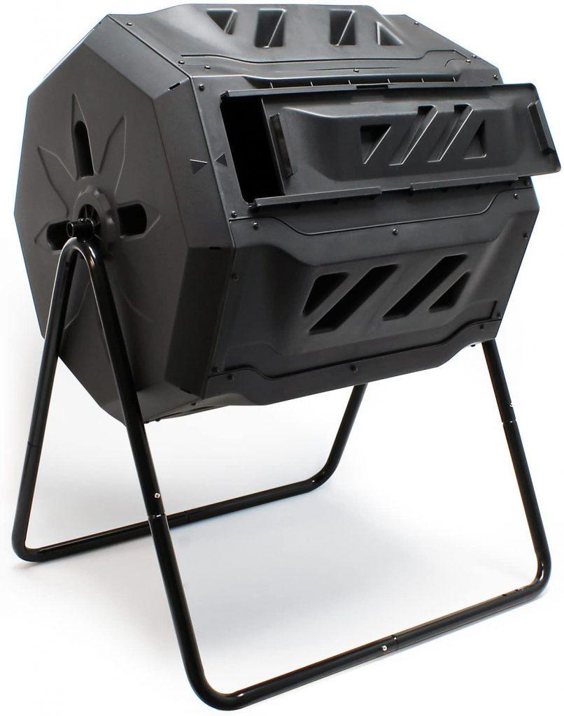 Tonneau de compostage Wiltec