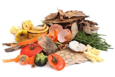 Déchets compostables