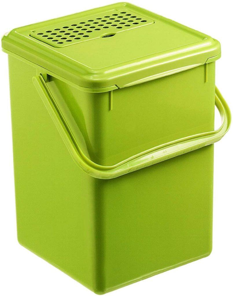 Joli bac à compost de cuisine Rotho
